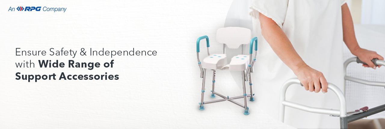 clp-Grab Bars & Shower Chairs